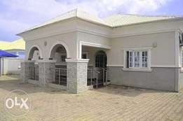 Luxury 3 Bedroom Bungalow For Sale in Lifecamp Abuja