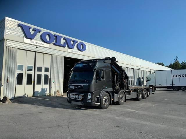 Volvo Fm - 2012