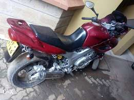 Tdm 850cc 2001 model cheap price low milleage