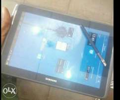 10.1 inches Samsung note with SIM 4 calls, stylus pen...