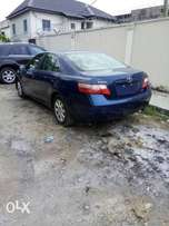camry xle tokunbo