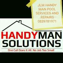 JLM pool and handy man services