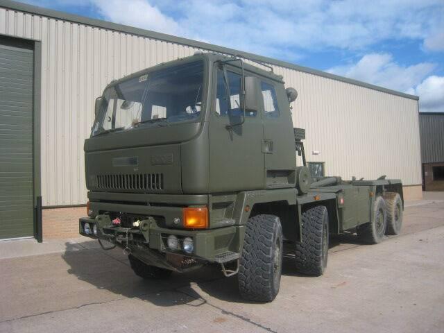 DAF Leyland  Drops Truck