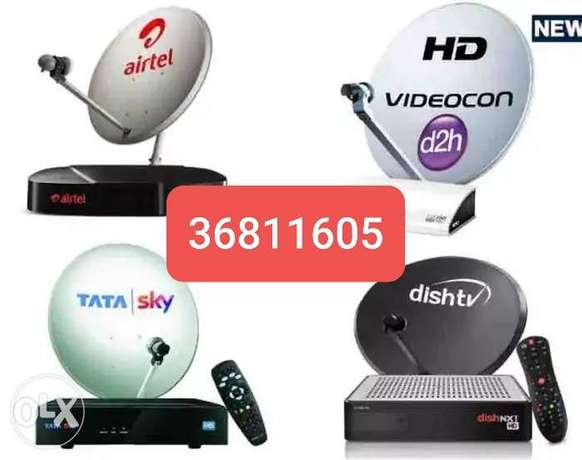 Satellites and cctv package sale and service call me
