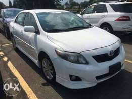 Toyota corolla for sale direct tokunbo