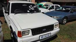 Ford courier with 4engine swb