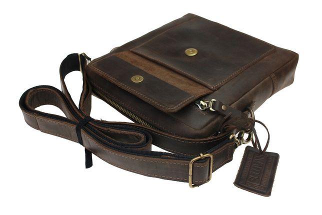 0d8cd42633d1 Кожаная мужская сумка натуральная кожа ручная работа фирма sullivan  Чернигов - изображение 4