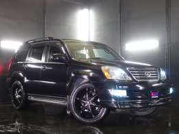 2007 Lexus Prado 35million