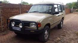 Land Rover Discovery 1994 3.5 V8