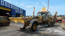 To Import :-Caterpillar 140 H