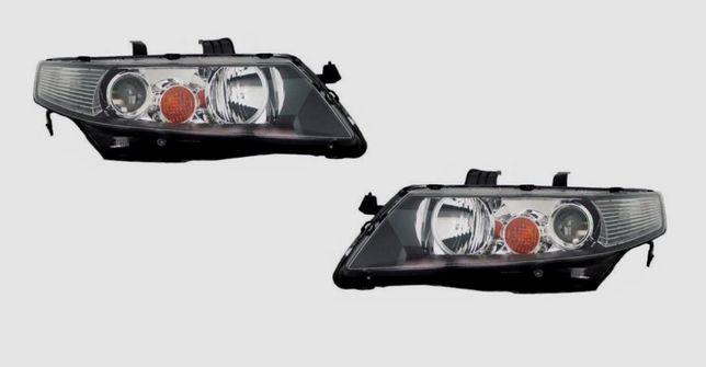 Honda Accord Vii 02 Lampa Przednia Lewa Prawa Depo
