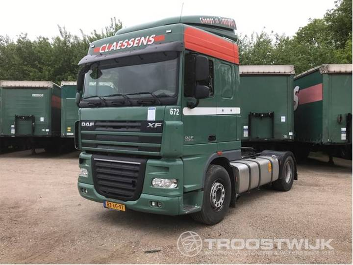 DAF FT XF 105 - 2012