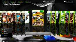 Play games direct from hd xbox 360