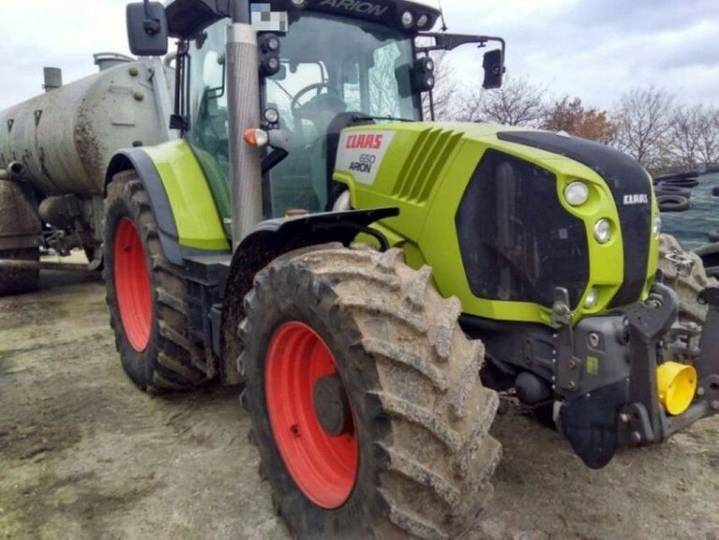 Claas arion 650 - 2015 - image 13
