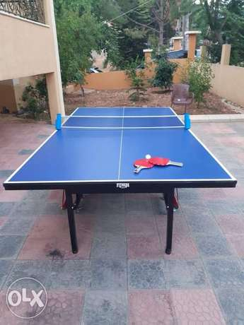 Ping pong table+ gift
