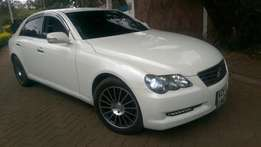 Toyota mark X late 2009