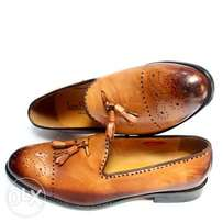 Foster Brown loafers