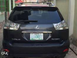 Super clean Lexus jeep RX 330 for sale first body like tokunbo