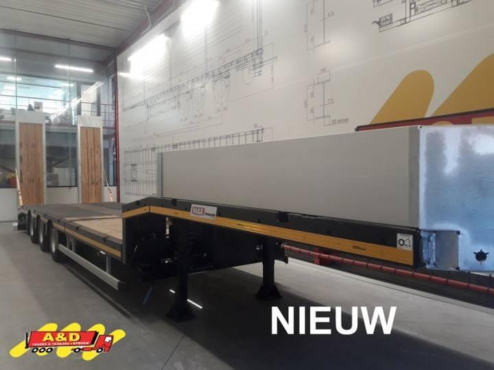 Faymonville Dieplader MaxTrailer - NIEUW in stock