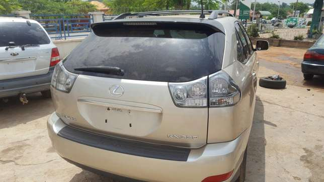 Lexus RX 330 Direct Tokumbo (fully paid duty) Makurdi - image 4