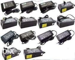 All kinds of laptop adapters ;hp dell Samsung Sony Lenovo acer Toshiba