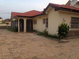 3 bedroom house with boys quarters for rent at East Legon