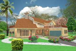 Architectural, structural designs & approvals to relevant counties