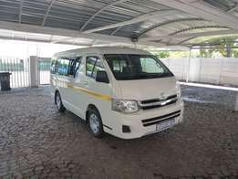 16 Seater Toyota Quantum 2.7l GL For Sale