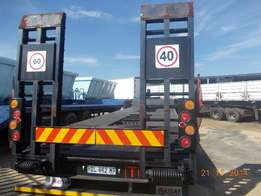 Low Beds Triaxle Trailer For Sale