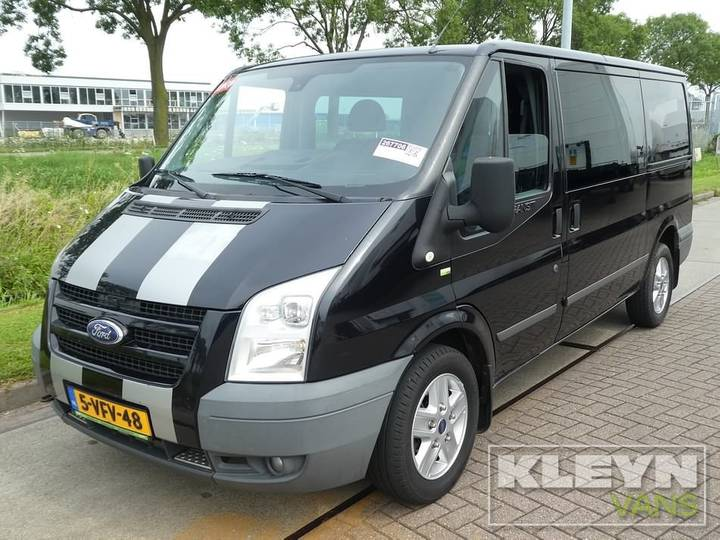 Ford TRANSIT 280M 2.2 tdci dc limited - 2009