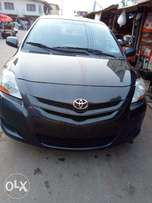 Toyota Yaris Super Clean Tokunbo 2008