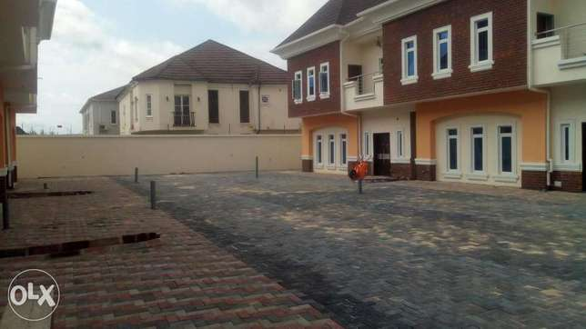 Brand new 3bed terrace with a room bq for sale at s-fort estate ajah Aja - image 3