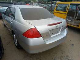 2006 Foreign used Honda Accord