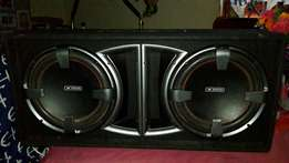 Dubble subs for sale