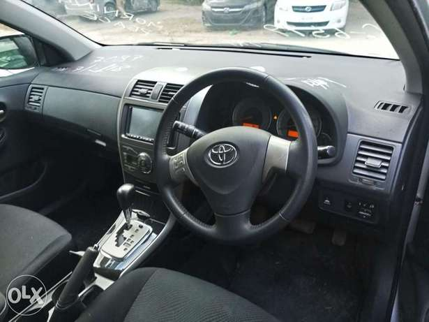 Clean Silver Valvematic 2010 model Fielder 1.8L KCP number Mombasa Island - image 6
