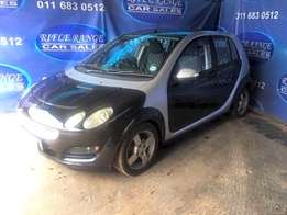 2004 Smart Forfour 1.5 Passion R49,900.00 Ref(RRD2)