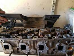 140/160 carb cylinder heads