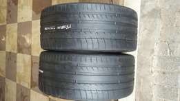 255/30/20 two michelins