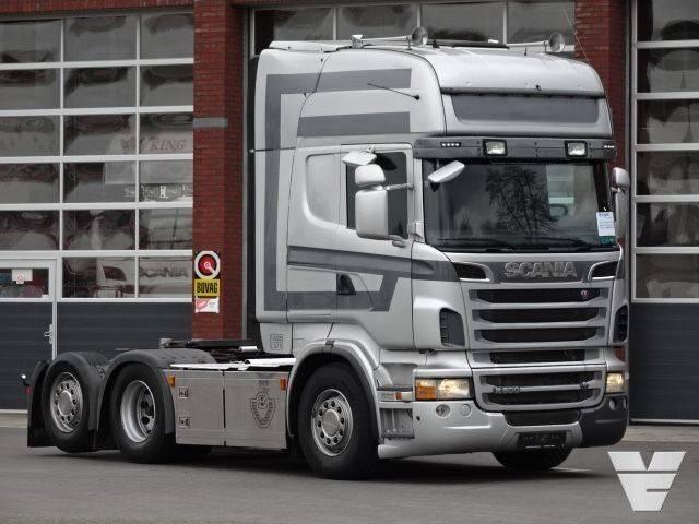 Scania R500 LA6x2MNA - 2011