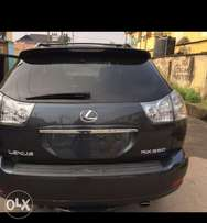 Tokunbo Lexus Rx 350, With DVD, Reverse Camera, Navigation, Bluetooth