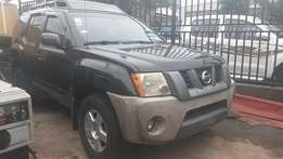 Nissan Xterra 2008 model, fairly used , buy and drive, call to inspec