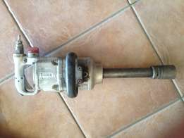 Deep extended Impact wrench for Truck tyres for Sale