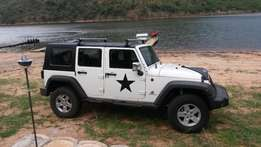 Jeep wrangler 5 door soft top
