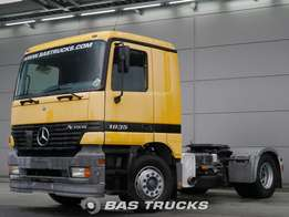 Mercedes Actros 1835 LS - To be IMPORTED