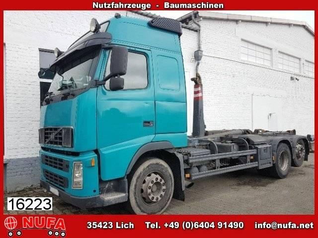 Volvo fh 420/6x2, meiller rk 20.70 bis 7 m beh. - 2005