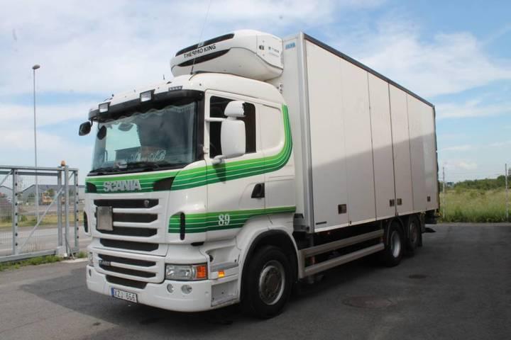 Scania R480lb6x2*4mna Euro 5 - 2013