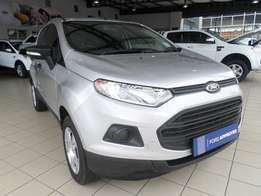 Ford Ecosport 1.5 TiVCT ambiente 2015