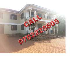 Japanese Style 6 bedroom house for sale in Kisaasi at 900m