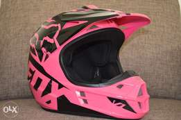 Fox MX helmet