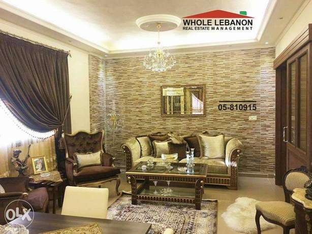Spacious Apartment with decoration for sale in Jadra